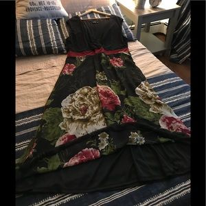 IGIGI NWOT Plus Maxi Dress 22/24